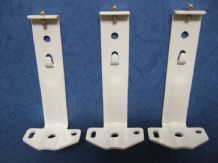 VERTICAL BLIND FACE-FRAME FIXING BRACKETS FOR NARROW & WIDE BODIED SYSTEMS